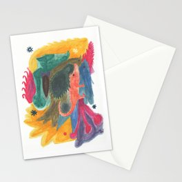 Drawing #123 Stationery Cards