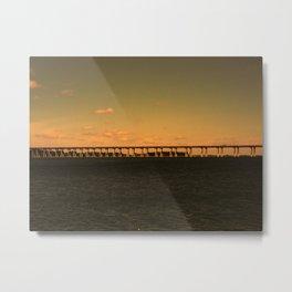 The Bridge #2 Metal Print
