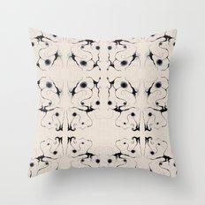 Clot Throw Pillow