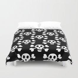 Skull & Crossbones Duvet Cover