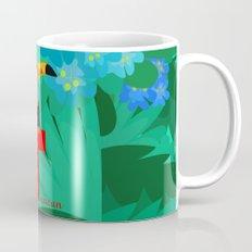 t for toucan Mug