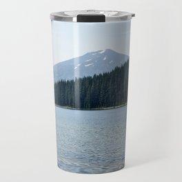 Mountain Spring at Lake Todd Travel Mug
