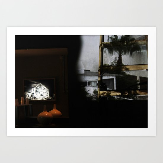 Projections Art Print
