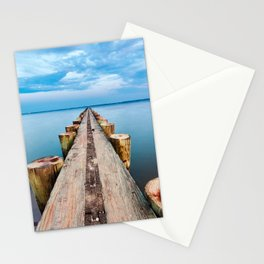 Path to Sea Stationery Cards