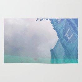 Curses: Blue Lagoon Rug