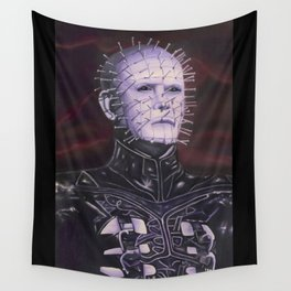 Hellraised Wall Tapestry