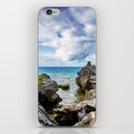 Tobacco Bay Beach, Bermuda iPhone Skin