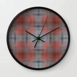 Tie-dye pattern one Wall Clock
