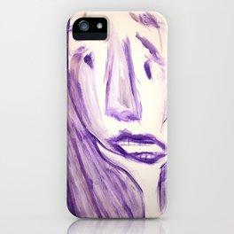 Grace. iPhone Case