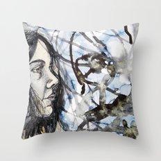 sea self Throw Pillow