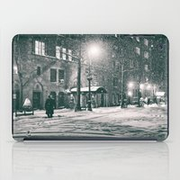 nyc iPad Cases featuring NYC by Vivienne Gucwa