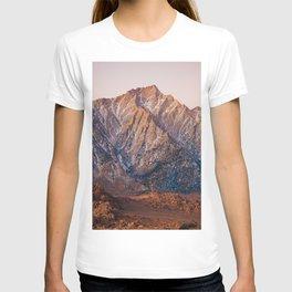 Summit. T-shirt