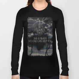 Final Fantasy VIII - Ultimecia's Castle Long Sleeve T-shirt