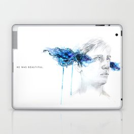 He's Beautiful. Laptop & iPad Skin