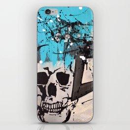Pipe Dream Skully iPhone Skin