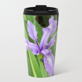 Pale Iris Travel Mug