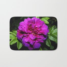 Colour of blooming Bath Mat
