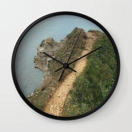 Etretat, France - Coast Wall Clock