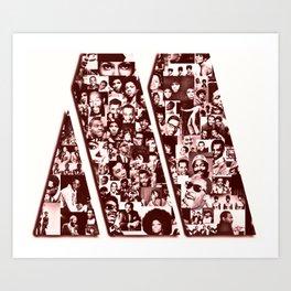 Motown Art Print