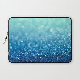 Tell Me True...Ocean Blue Laptop Sleeve