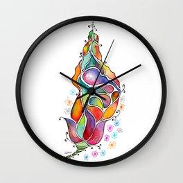 The Queen of Sheba Wall Clock