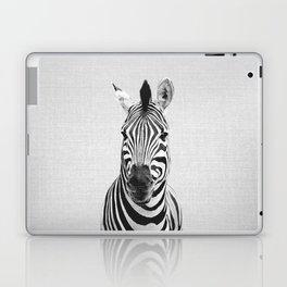 Zebra - Black & White Laptop & iPad Skin