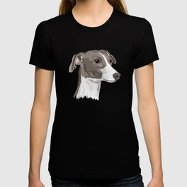 Dog Italian Greyhound T-shirt