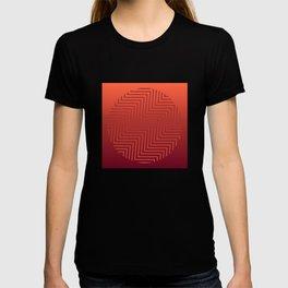 ZigZag Sunset T-shirt