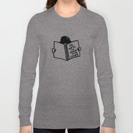 50 Ways To Leave Your Lover Long Sleeve T-shirt