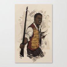 Kyle Scatcliffe Canvas Print