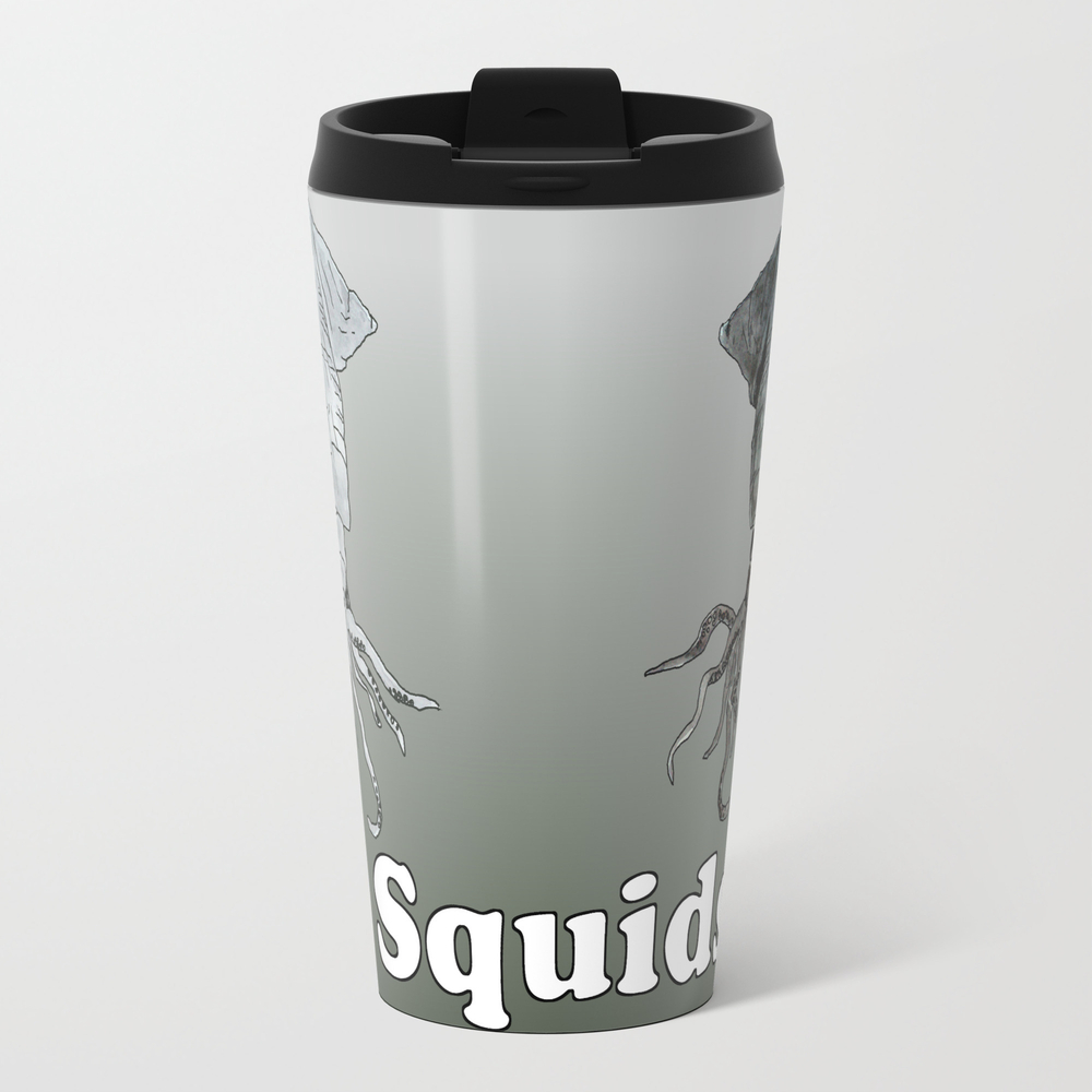 Two Squids Travel Cup TRM854379