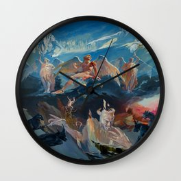 Judgment Day Wall Clock