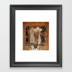 The Showroom Framed Art Print