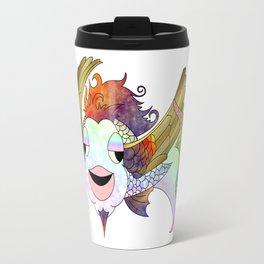 The Flying Bahamut Travel Mug