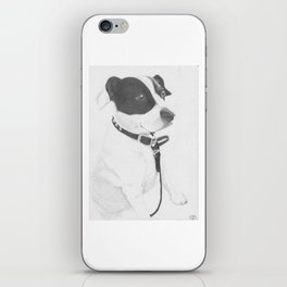 Jack Russell Crossbreed iPhone Skin