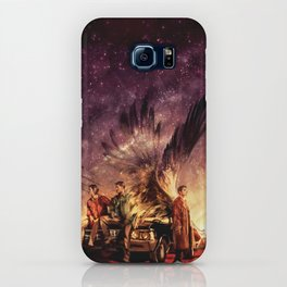 Carry On My Wayward Son iPhone Case