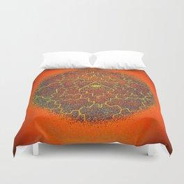 Kundalini Awakening Duvet Cover