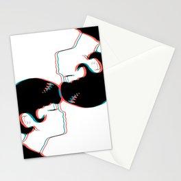 3D Boy Stationery Cards