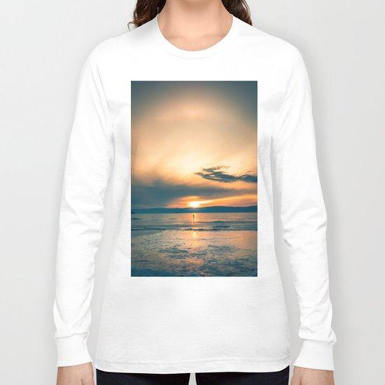 Walking In Circles Long Sleeve T-shirt