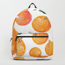 Rome Forest Oranges Backpack