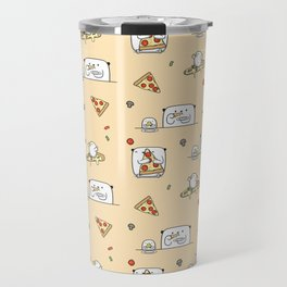 KIPI PIZZA Travel Mug