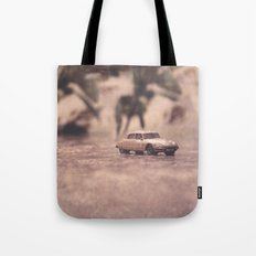 Julians Journey 6 | in the midst of the storm Tote Bag