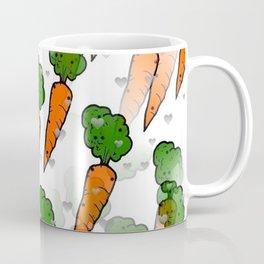Carrot Popart by NIco Bielow Coffee Mug
