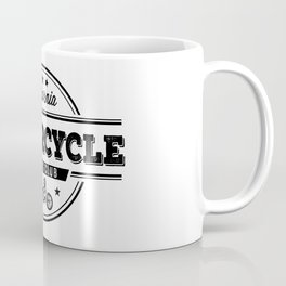 California Motorcycle Riders Club Coffee Mug