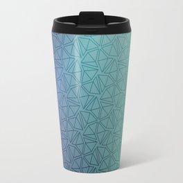 Gradient Web Travel Mug