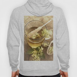 Elder Tea Still life for kitchen Hoody