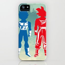 Warriors iPhone Case