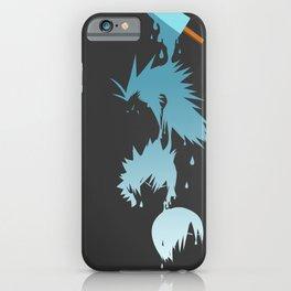 Sea Salt Trio iPhone Case