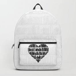 Book Lover II Backpack