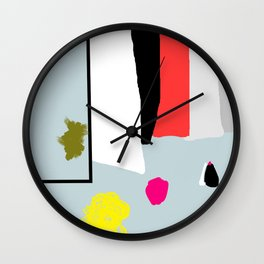 Western fun Wall Clock